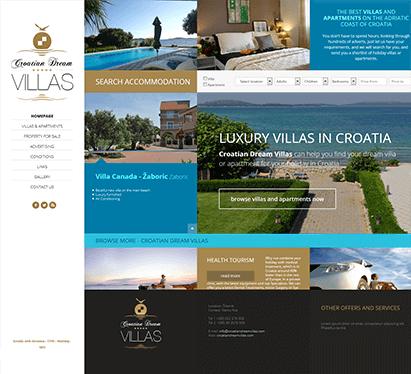 Croatian Dream Villas