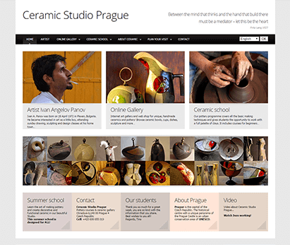 Ceramic Studio Prague