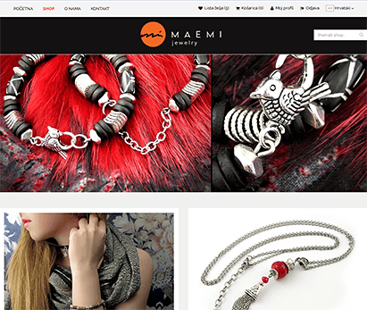 MAEMI jewelry shop