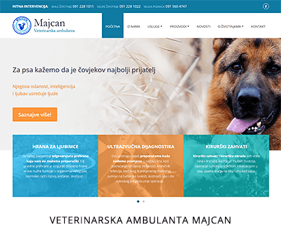 Veterinarska ambulanta Majcan
