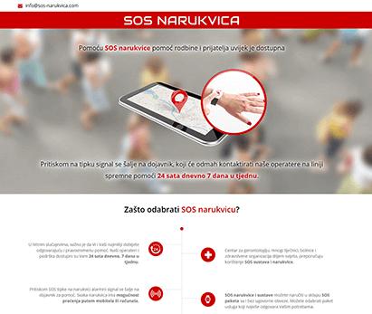 SOS Narukvica