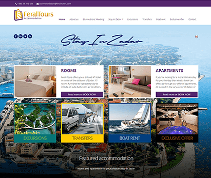 Feral-Tours travel agency Ltd